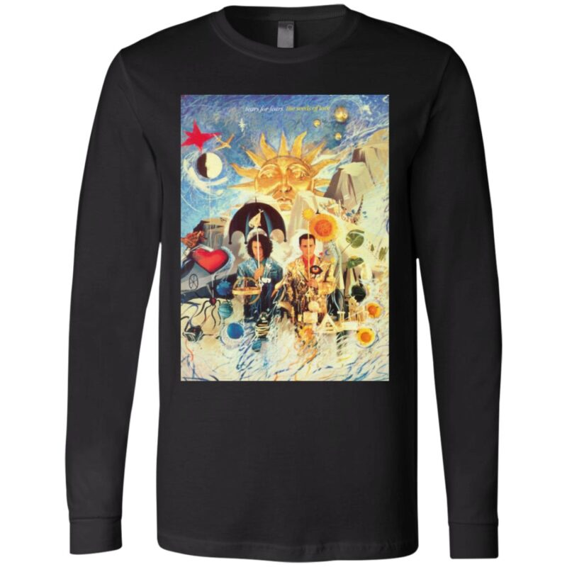 Tears For Fears The Seeds Of Love T-Shirt