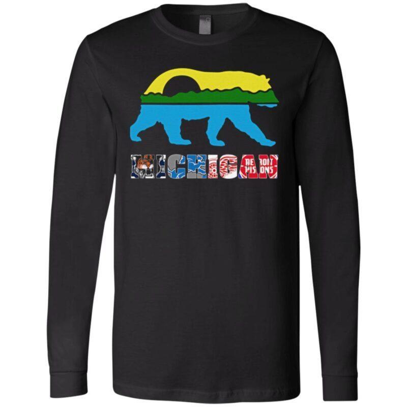Michigan Bear TShirt