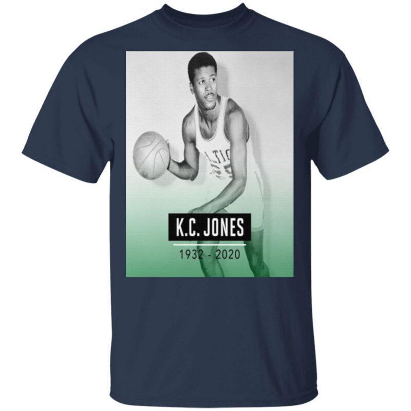 Rip Kc Jones 1932 2020 Legend Never Die Thank T Shirt