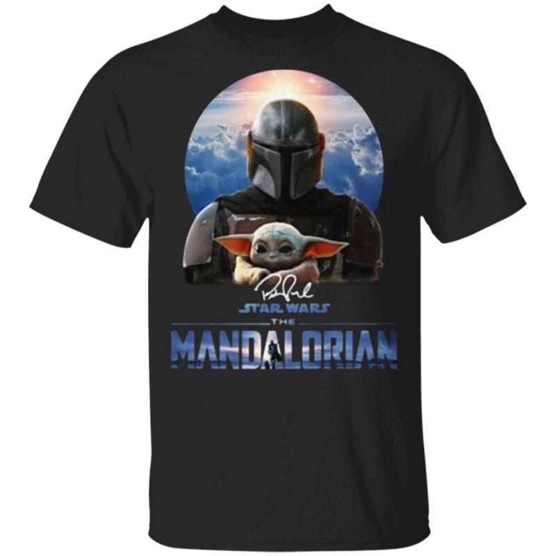 Star Wars The Mandalorian T Shirt