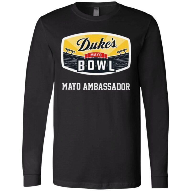 dukes mayo bowl t shirt