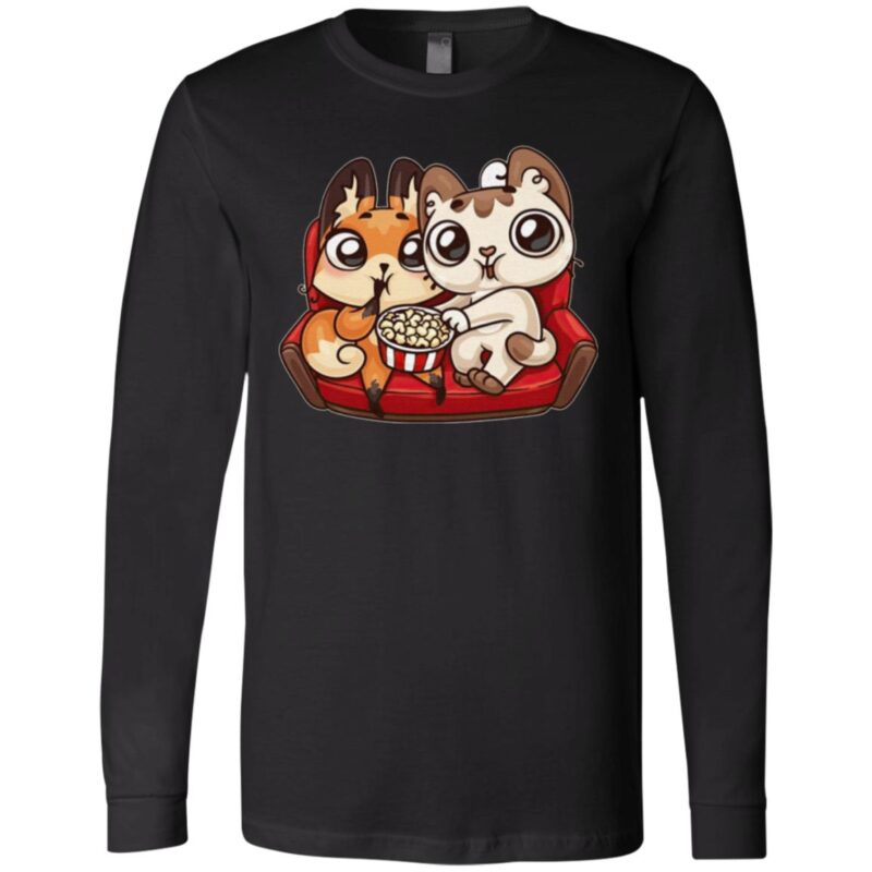 Cats Valentines Day T-Shirt