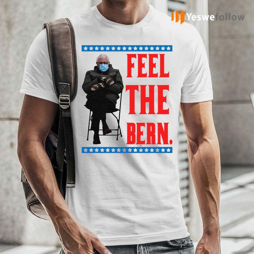 Bernie-Sanders-Meme-Feel-the-Bern-Shirts