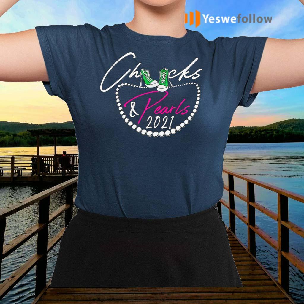 Chucks-And-Pearls-2021-T-Shirts