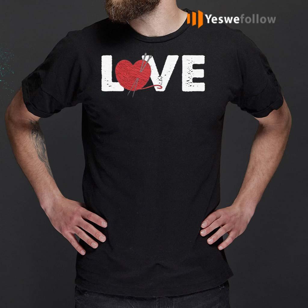 Crochet-Love-T-shirts
