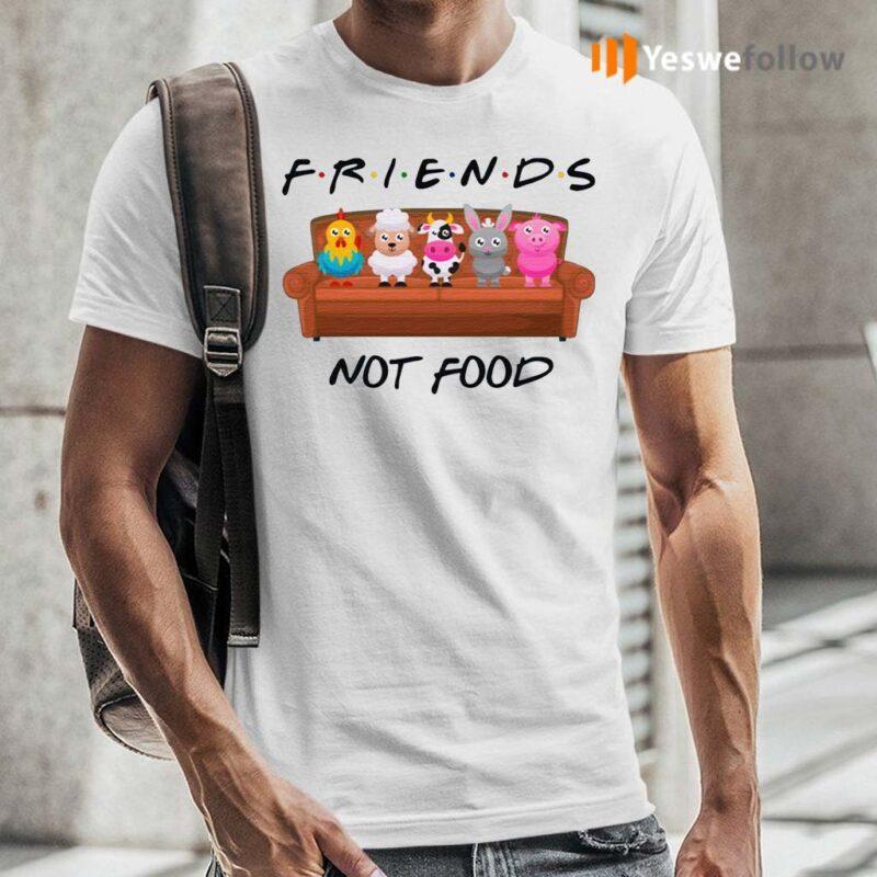 Friends-Not-Food-T-Shirt