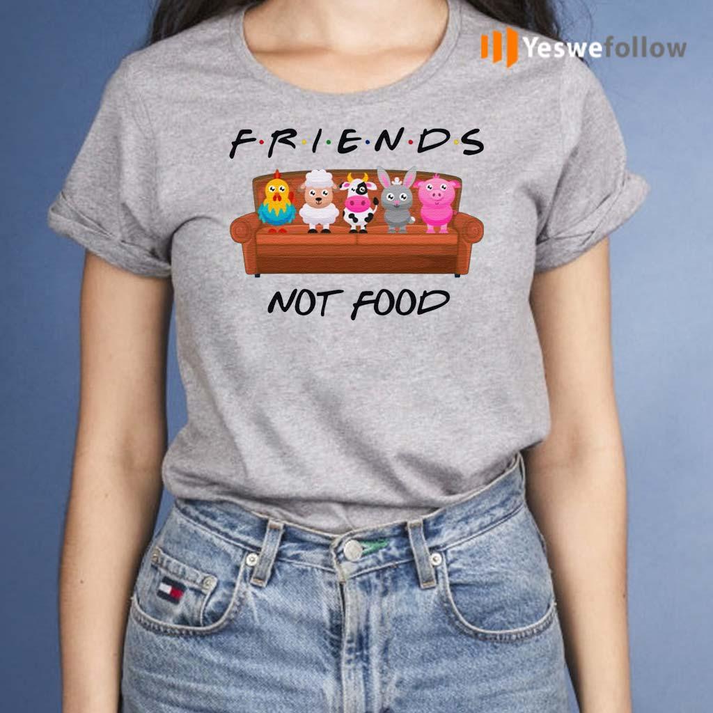 Friends-Not-Food-T-Shirts