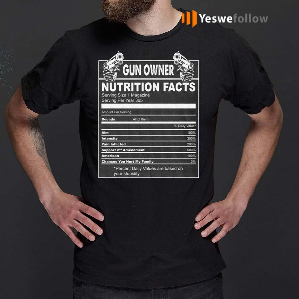 Gun-Owner-Nutrition-Fact-TShirts