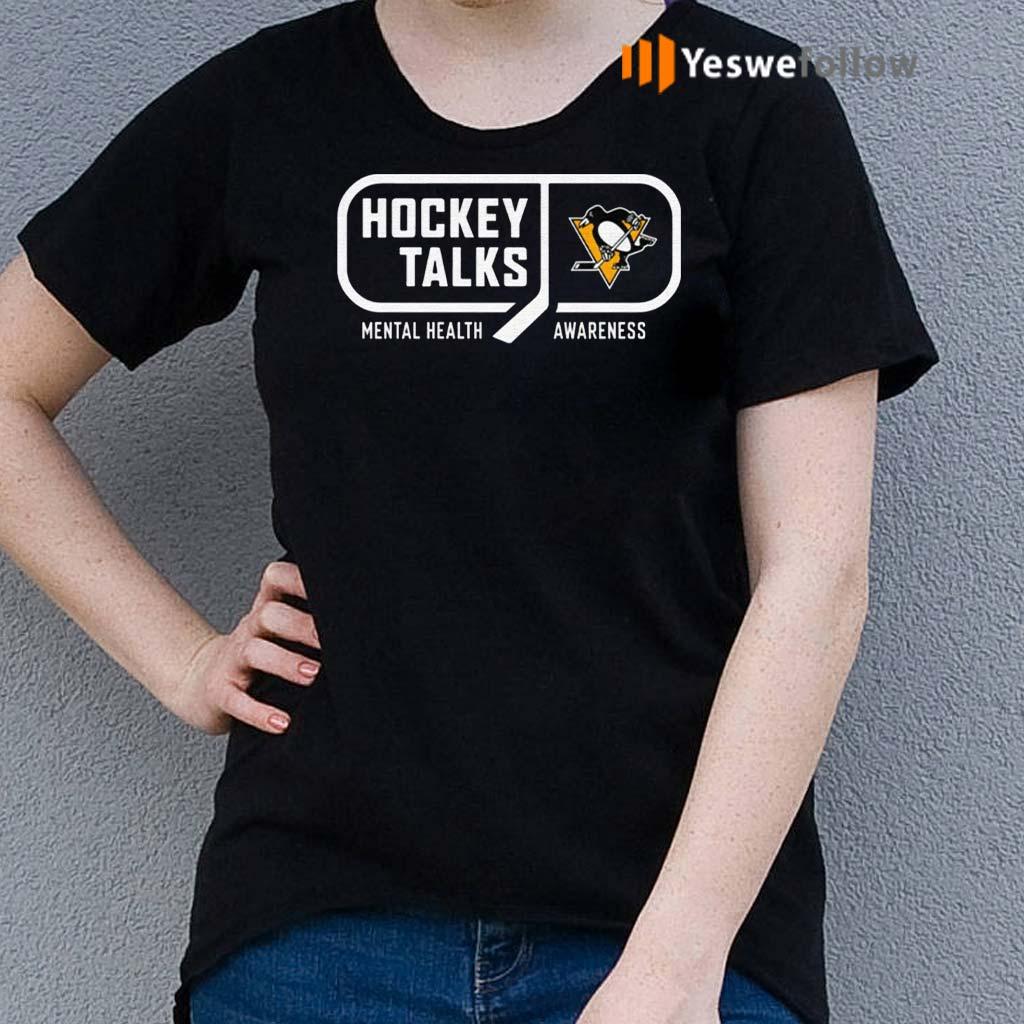 Hockey-Talks-Mental-Health-Awareness-Pittsburgh-Shirt