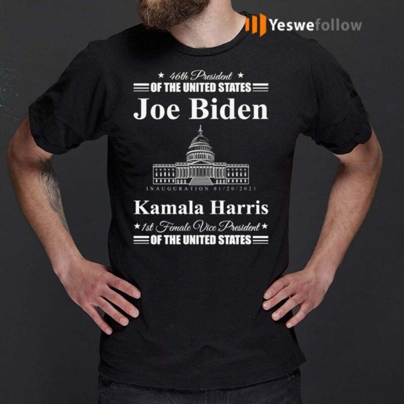 Joe-Biden-Kamala-Harris-Inauguration-Days-2021-T-Shirt