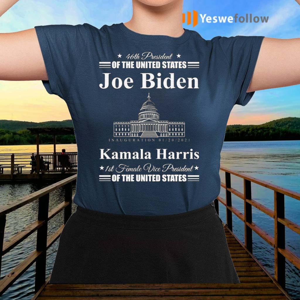 Joe-Biden-Kamala-Harris-Inauguration-Days-2021-T-Shirts