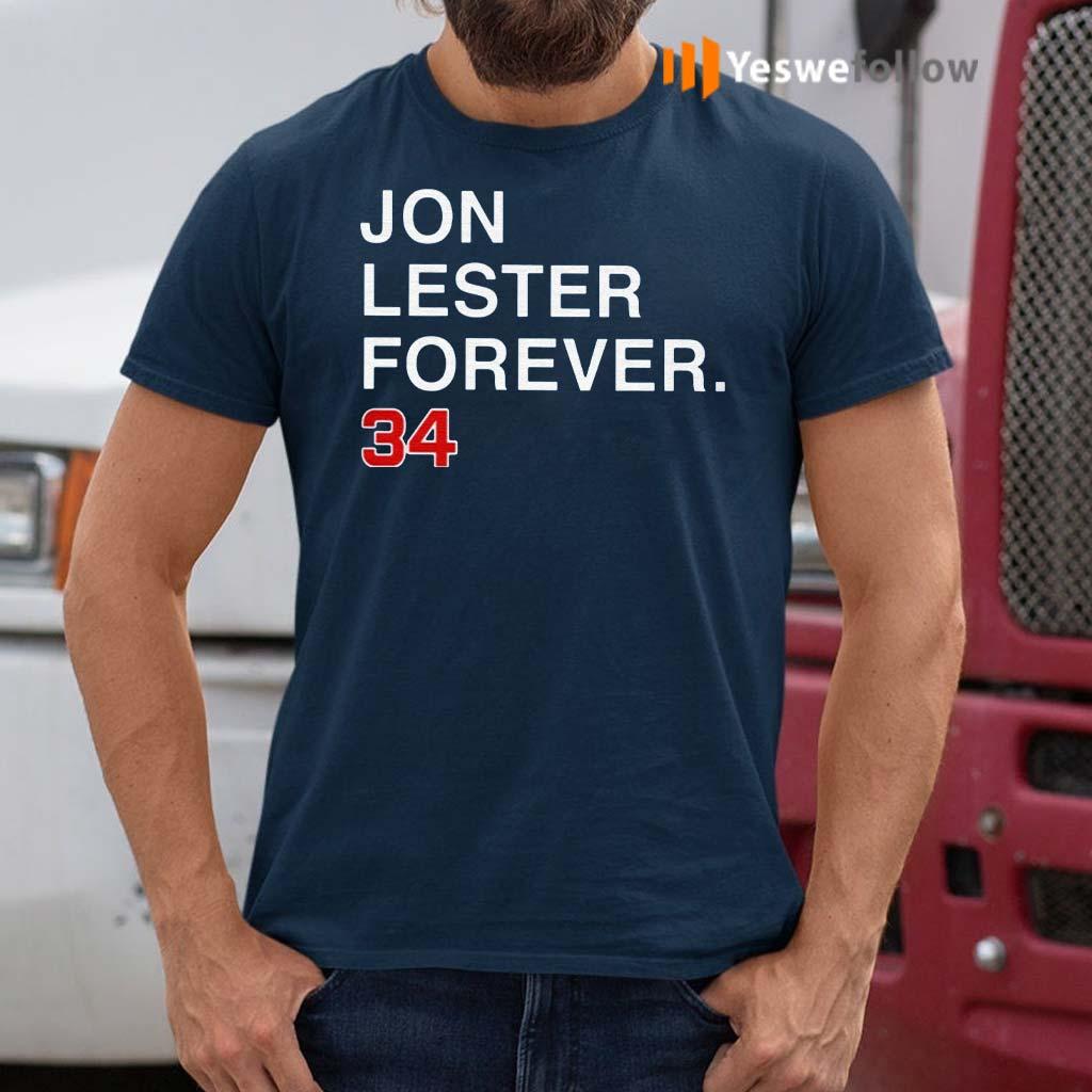 Jon-Lester-Forever-34-TShirt
