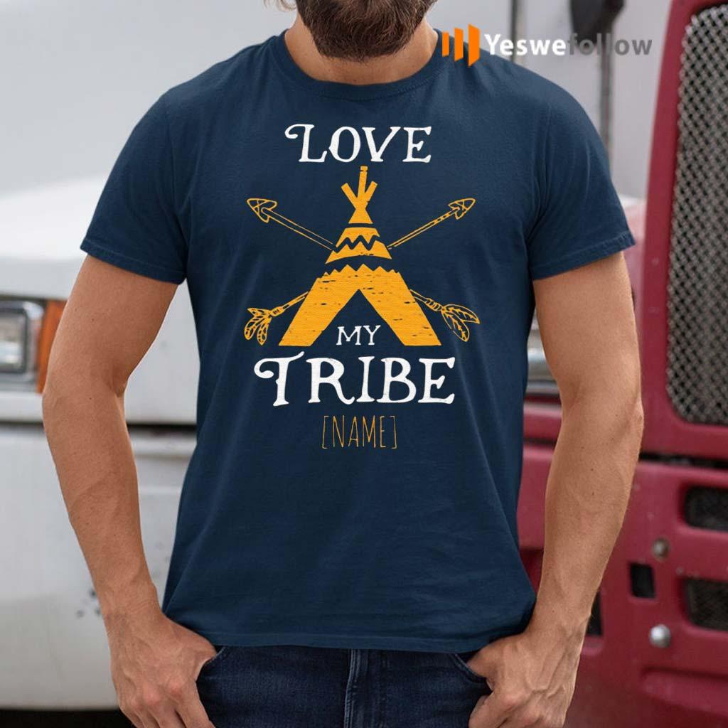 Love-My-Tribe-T-Shirts