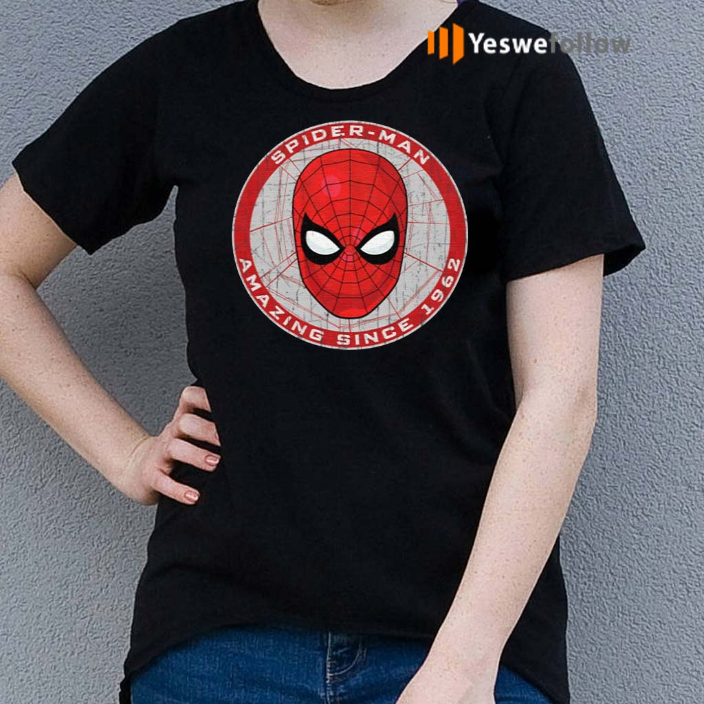 Marvel-Spider-Man-Amazing-Since-1962-T-Shirt