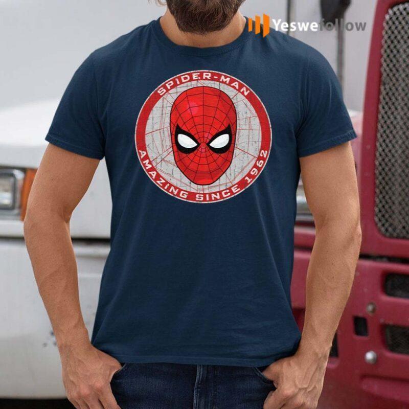 Marvel-Spider-Man-Amazing-Since-1962-T-Shirts
