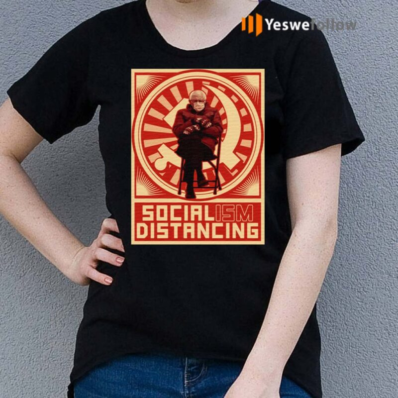 No-Socialism-Bernie-Sit-Meme-Fuck-Around-and-Find-out-Print-on-Back-Shirts