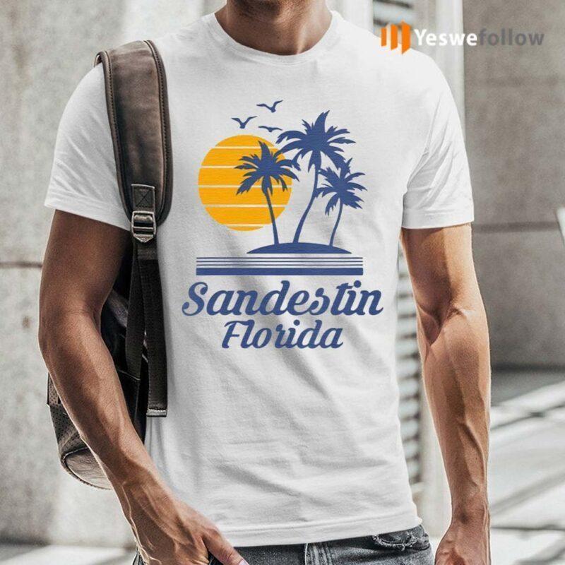 Sandestin-Florida-Fl-Beach-City-Shirts