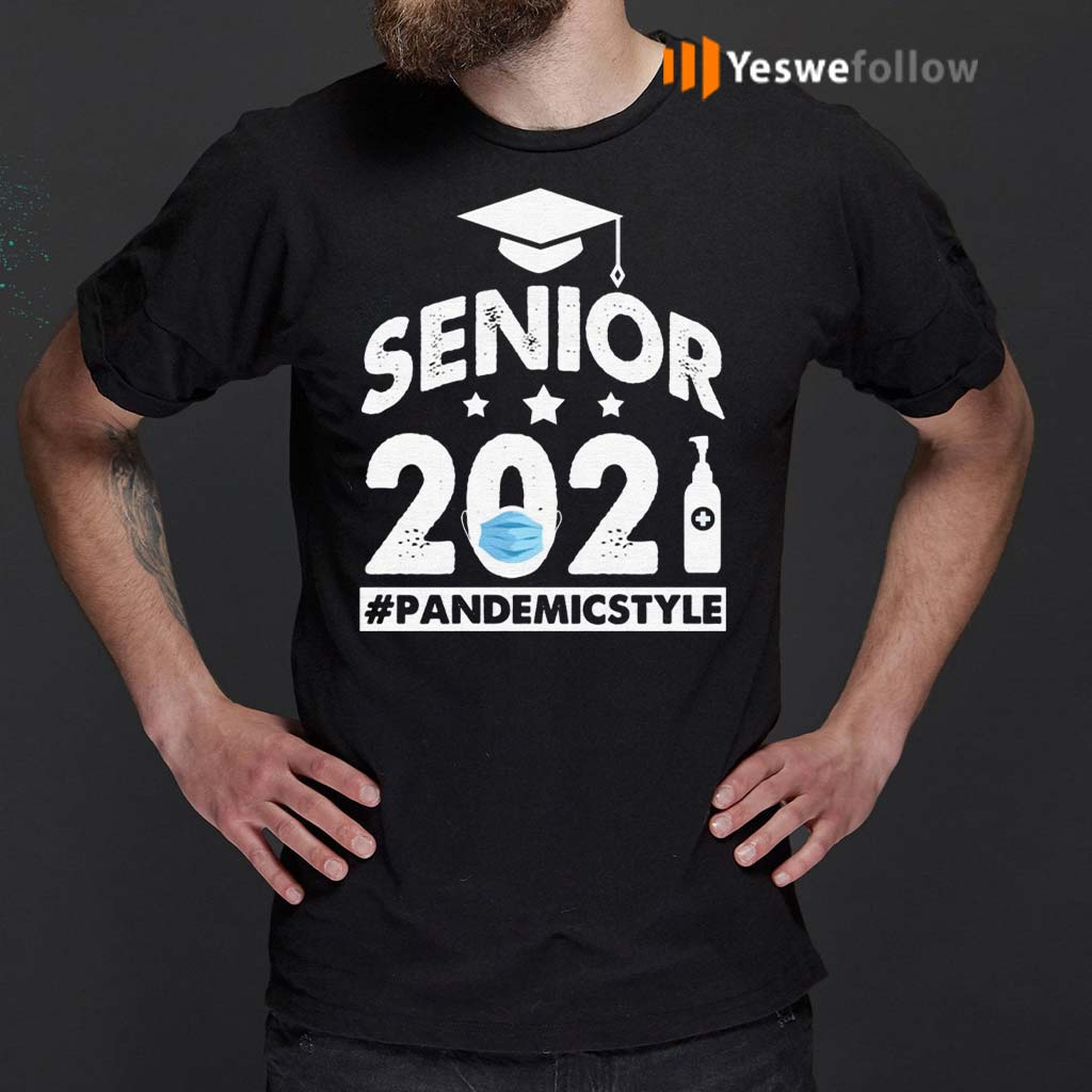 Senior-2021-Pandemicstyle-T-Shirt