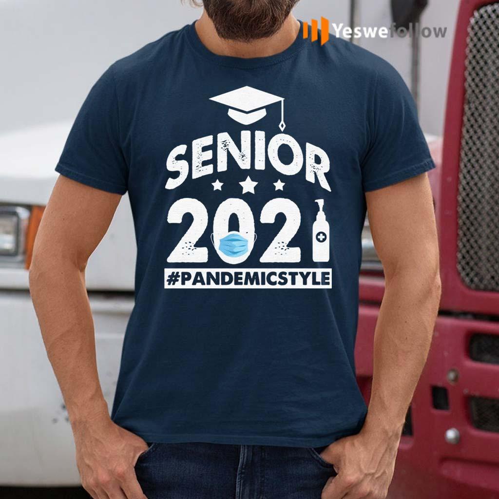 Senior-2021-Pandemicstyle-T-Shirts