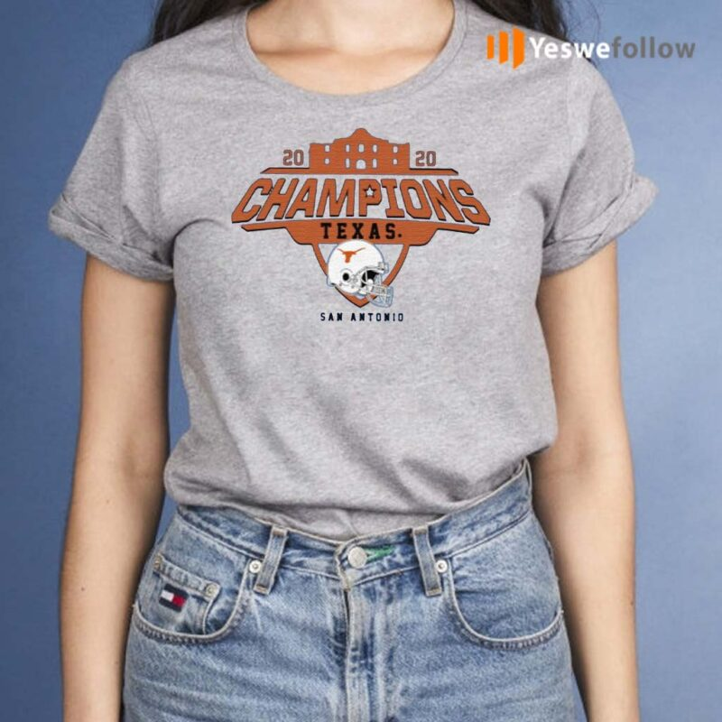 Texas-Longhorns-2020-Alamo-Bowl-Champions-Shirt