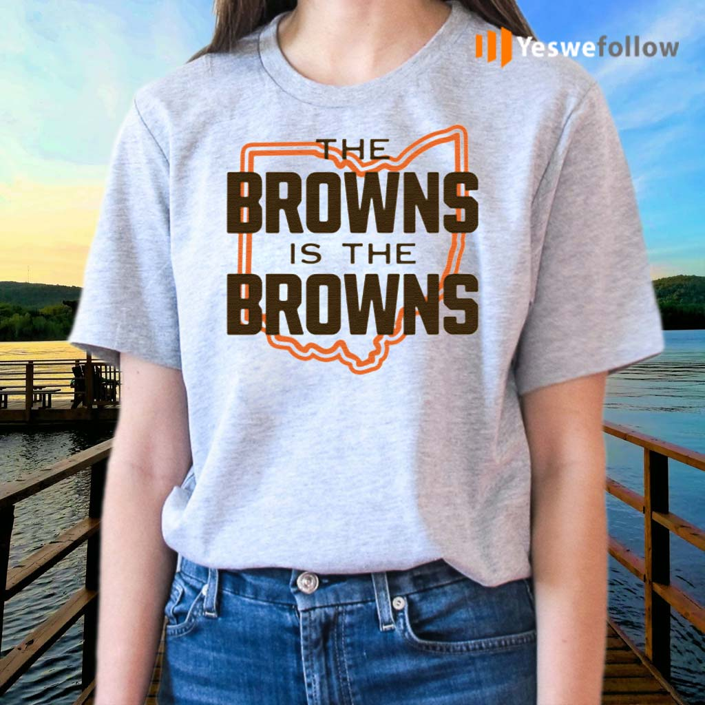 The-Browns-is-the-browns-tshirt