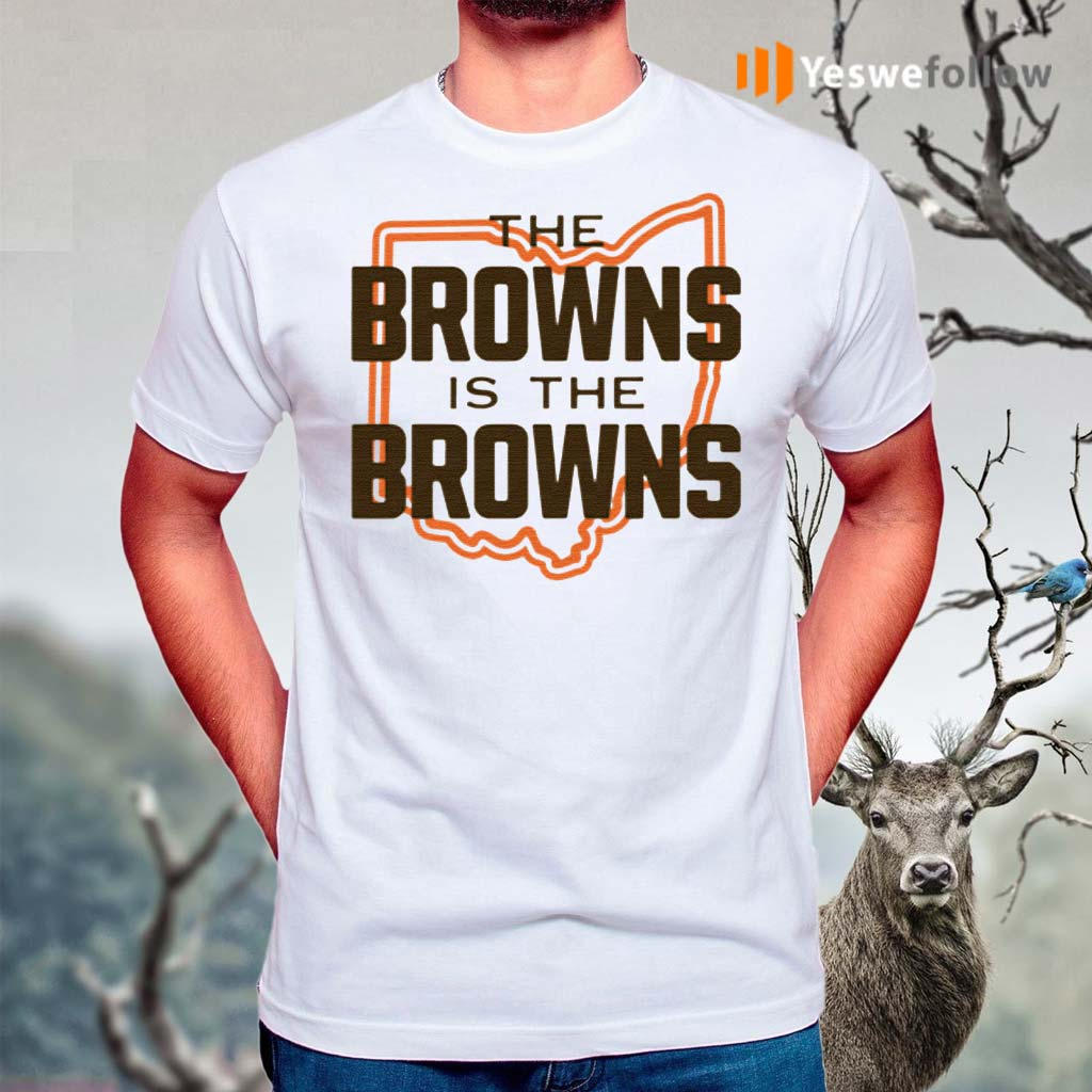 The-Browns-is-the-browns-tshirts