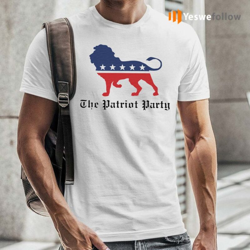 The-Patriot-Party-TShirts