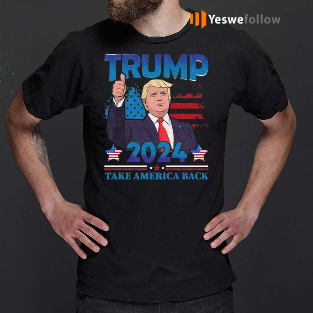 Trump-2024-Take-America-Back-Shirts