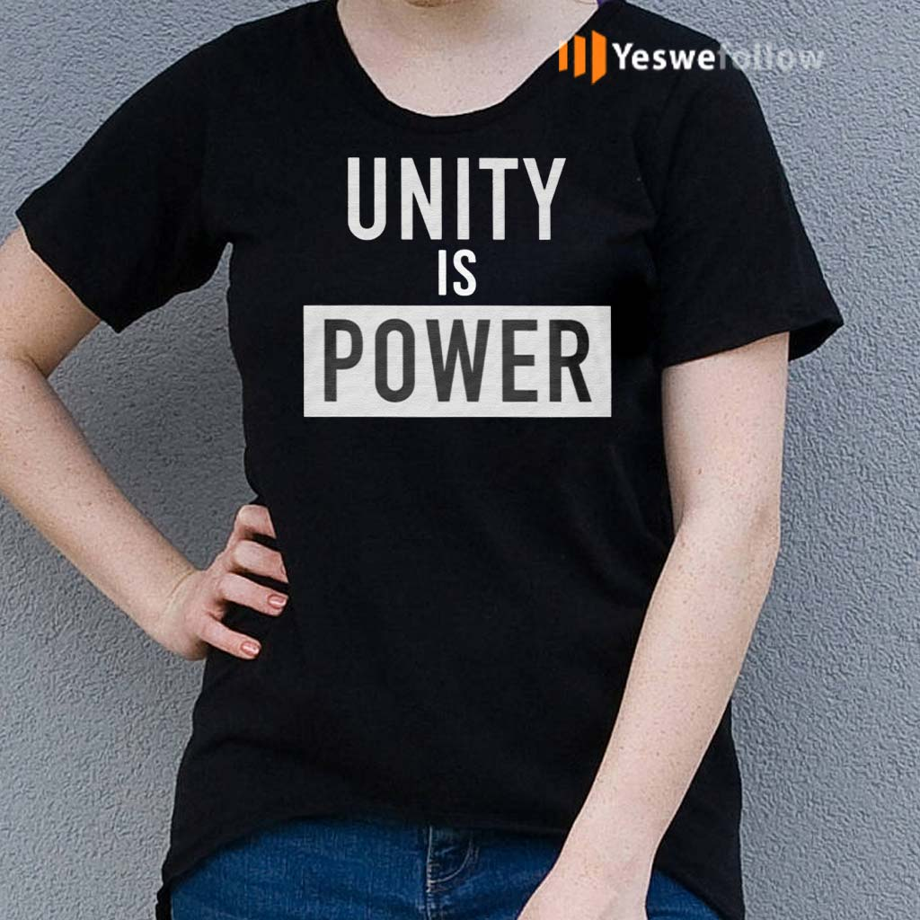 Unity-Is-Power-Shirt