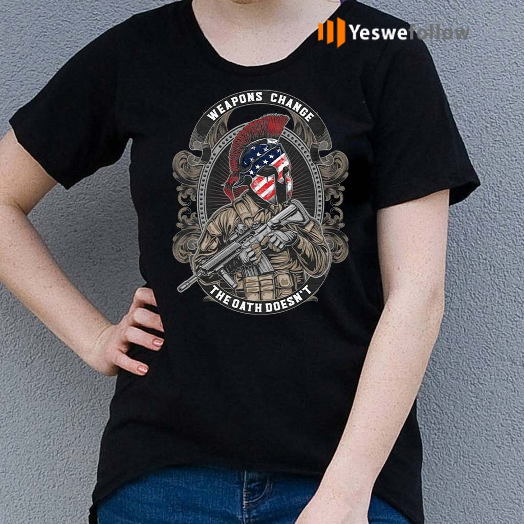 Weapons-chance-the-oath-doesn't-shirt