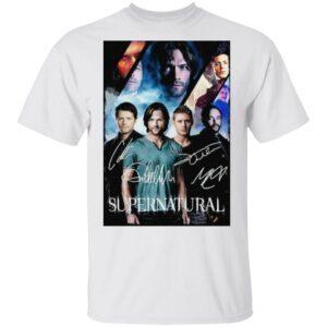 The Supernatural Movie Signature T Shirt