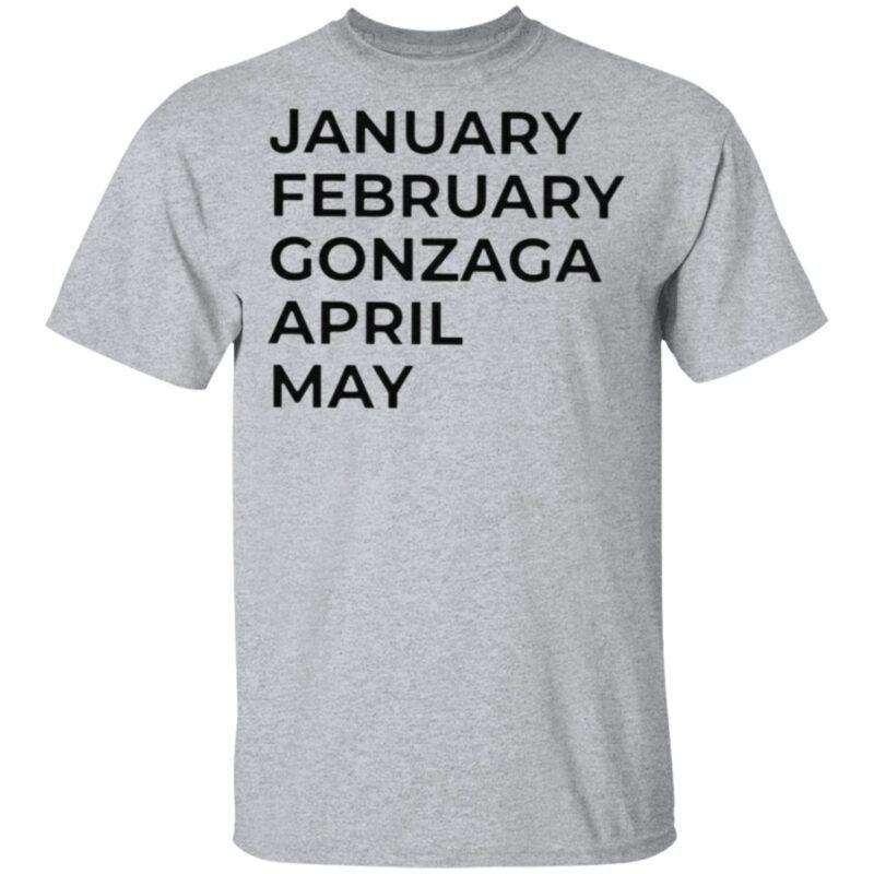 Zag Spring Calendar T Shirt