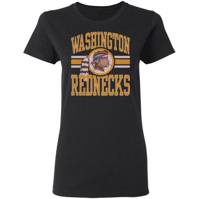 Washington Rednecks T Shirt
