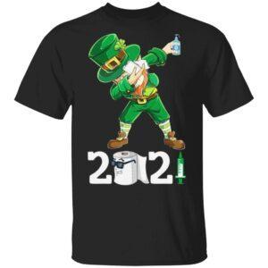 2021 Dabbing Leprechaun T-Shirt