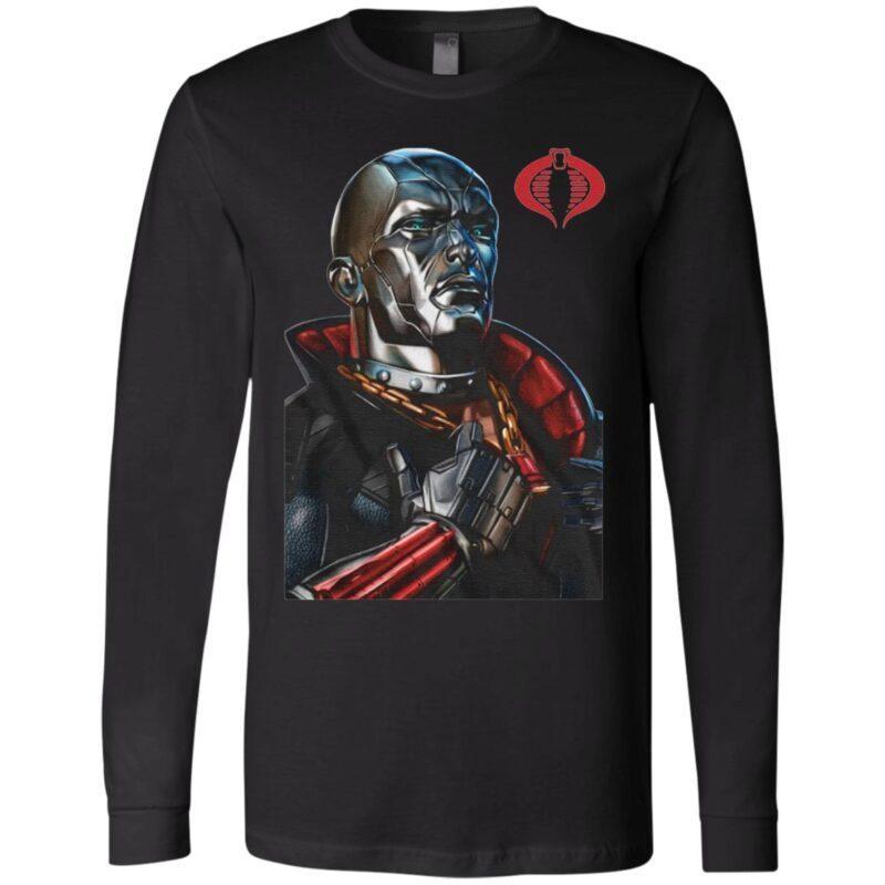 Destro Classic Pose GI Joe T Shirt