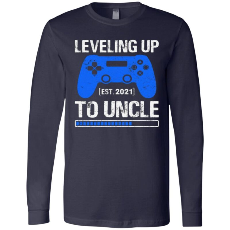 Leveling Up To Uncle 2021 T Shirt