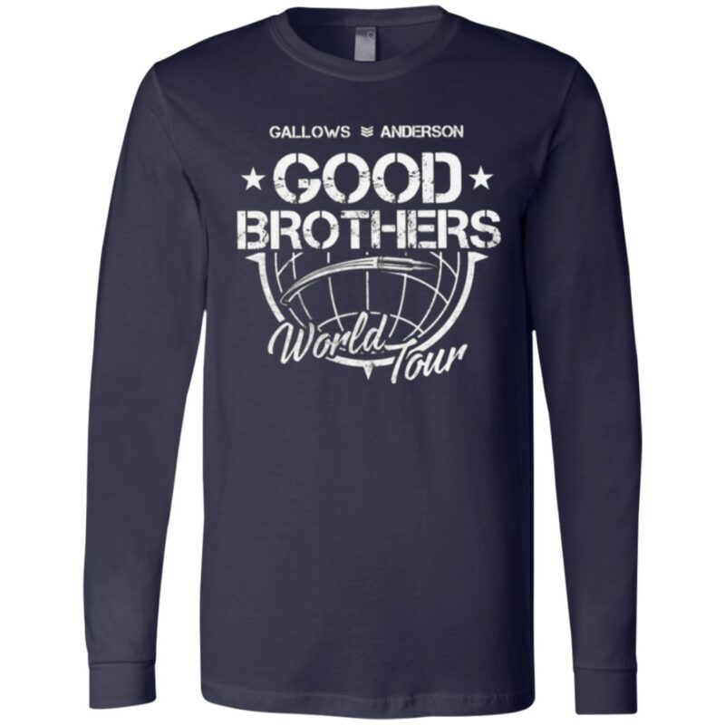 The Good Brothers World Tour T Shirt