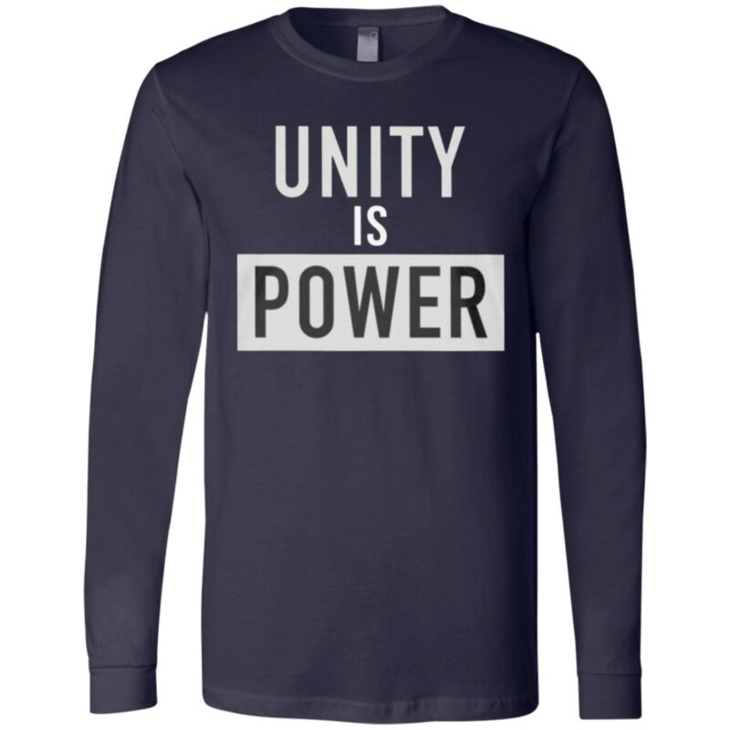 Unity Is Power T Shirt