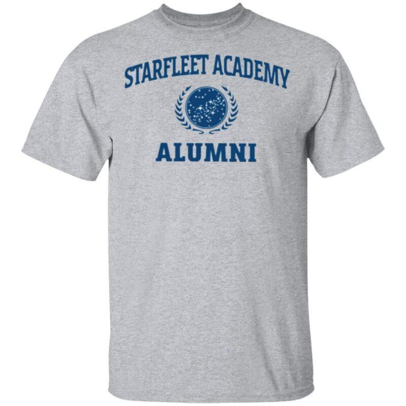 Starfleet Academy Alumni T Shirt