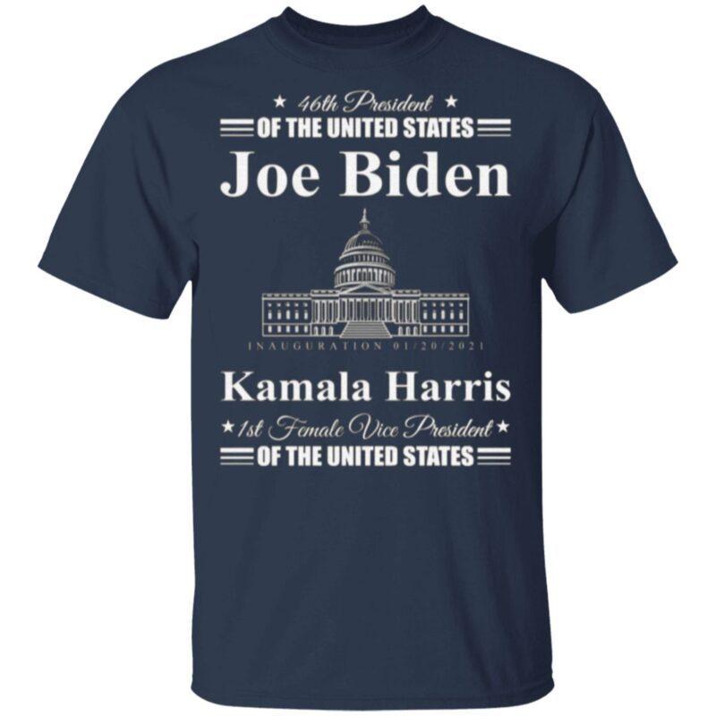 Joe Biden Kamala Harris Inauguration Days 2021 T-Shirt