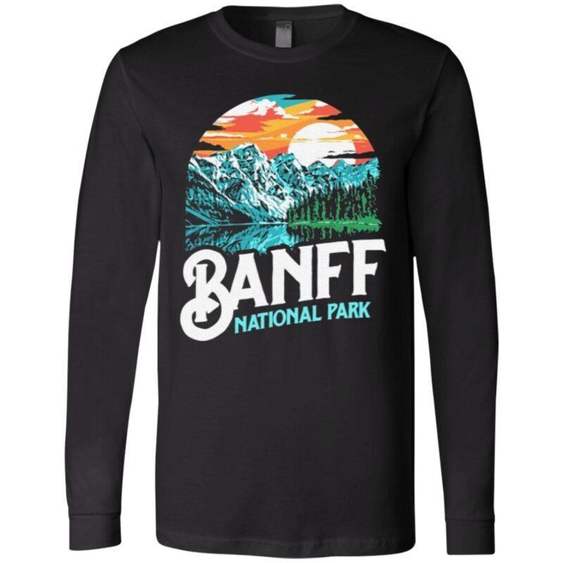 Banff National Park Lake Louise Canada T Shirt