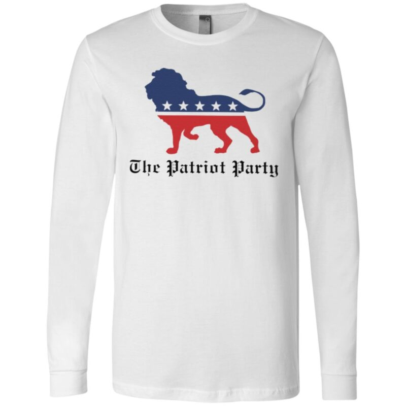 The Patriot Party T Shirt