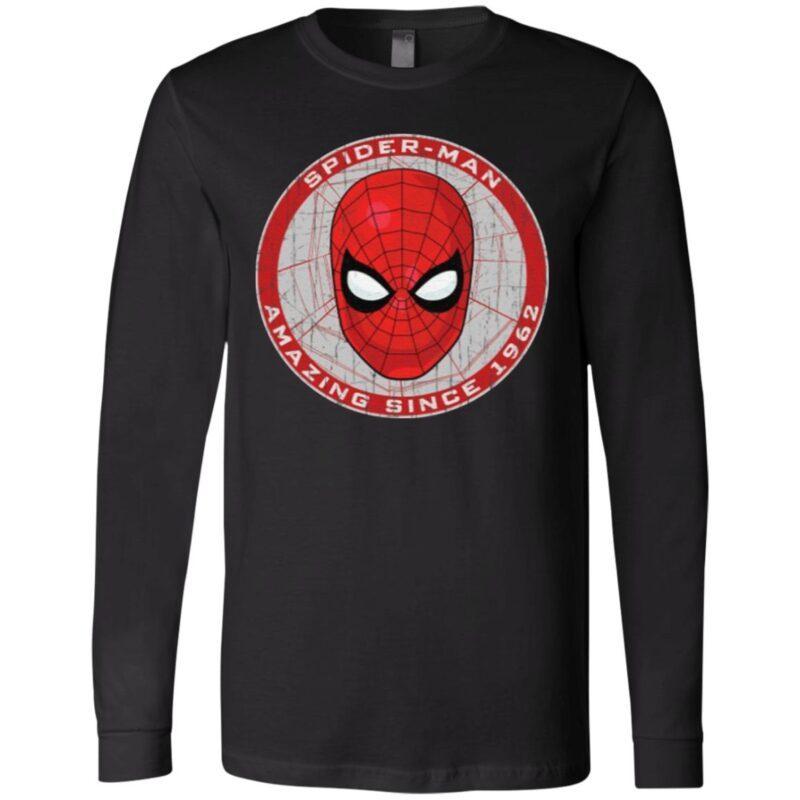 Marvel Spider Man Amazing Since 1962 T Shirt
