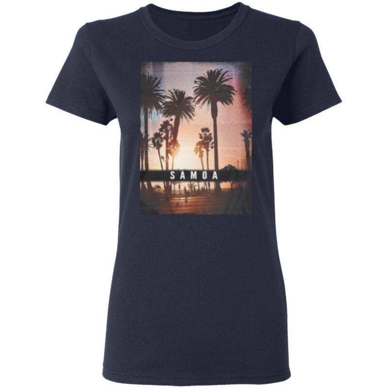 Samoa T Shirt