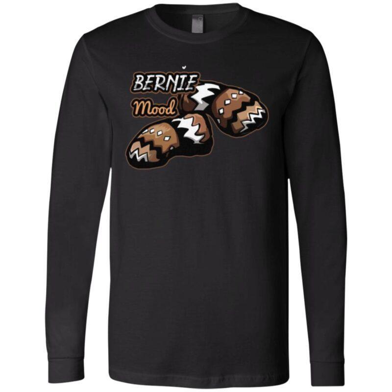 Bernie Mood T Shirt