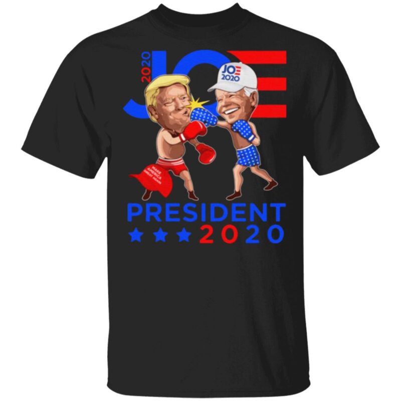 46th President Biden Won Trump Lost T Shirt
