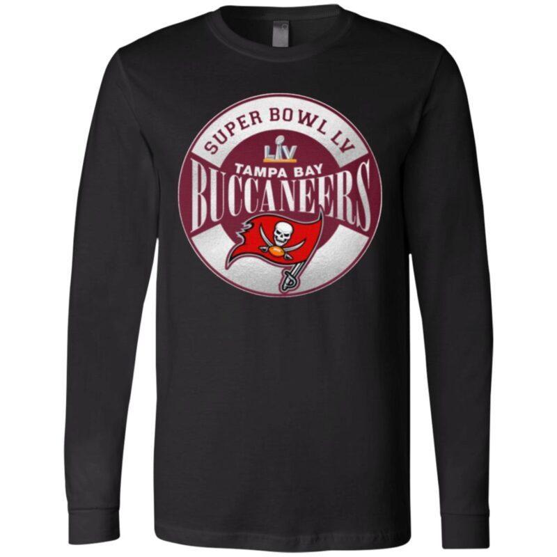 Tampa Bay Buccaneers Super Bowl LV T Shirt