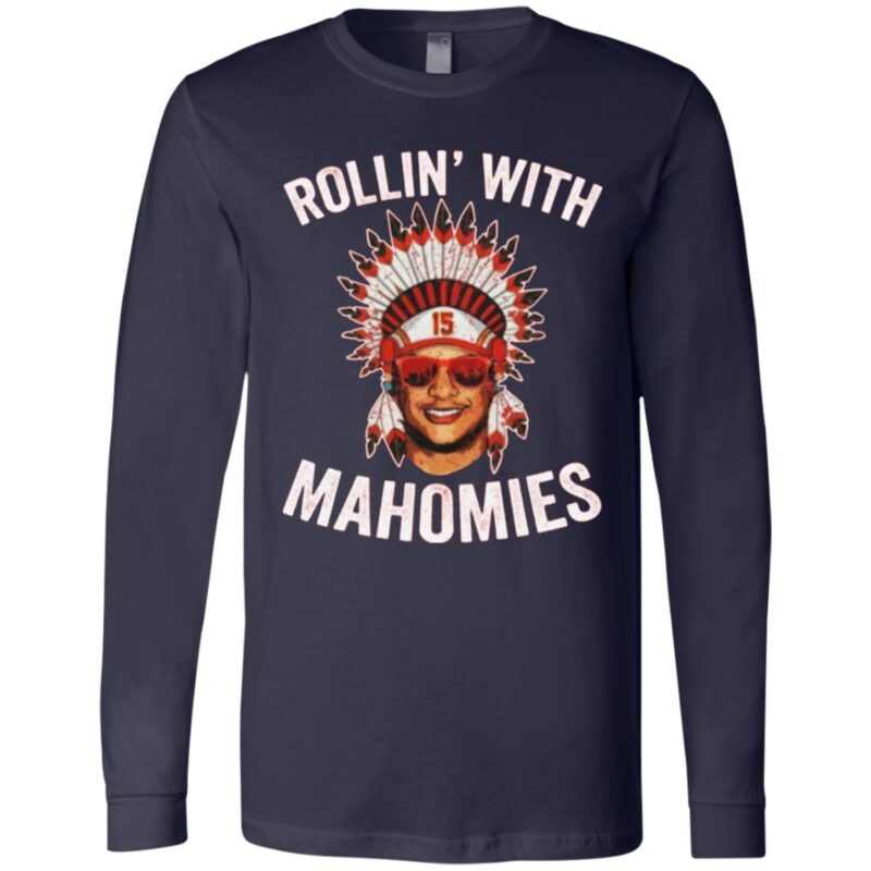 Rollin With Mahomies T Shirt