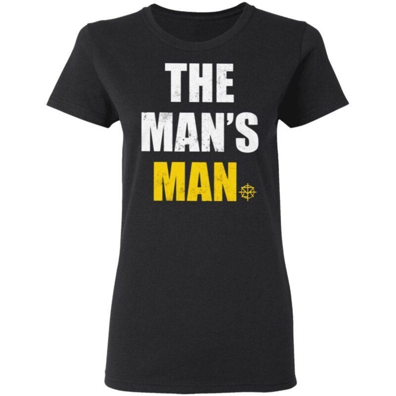 Seth Rollins The Man's Man T Shirt