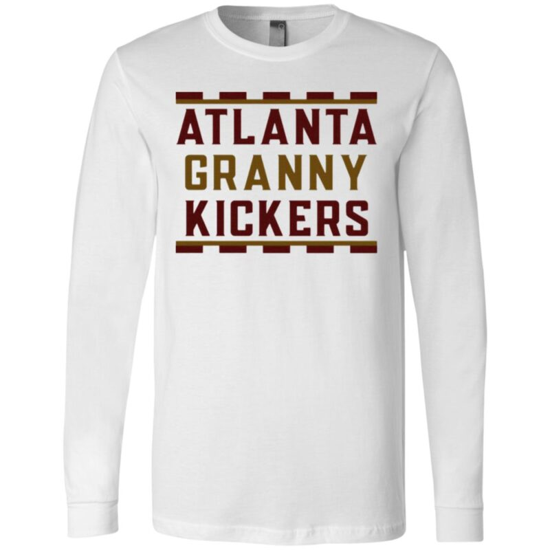 Atlanta Granny Kickers T Shirt